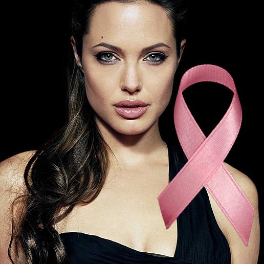 Tumore: la scelta di Angelina Jolie