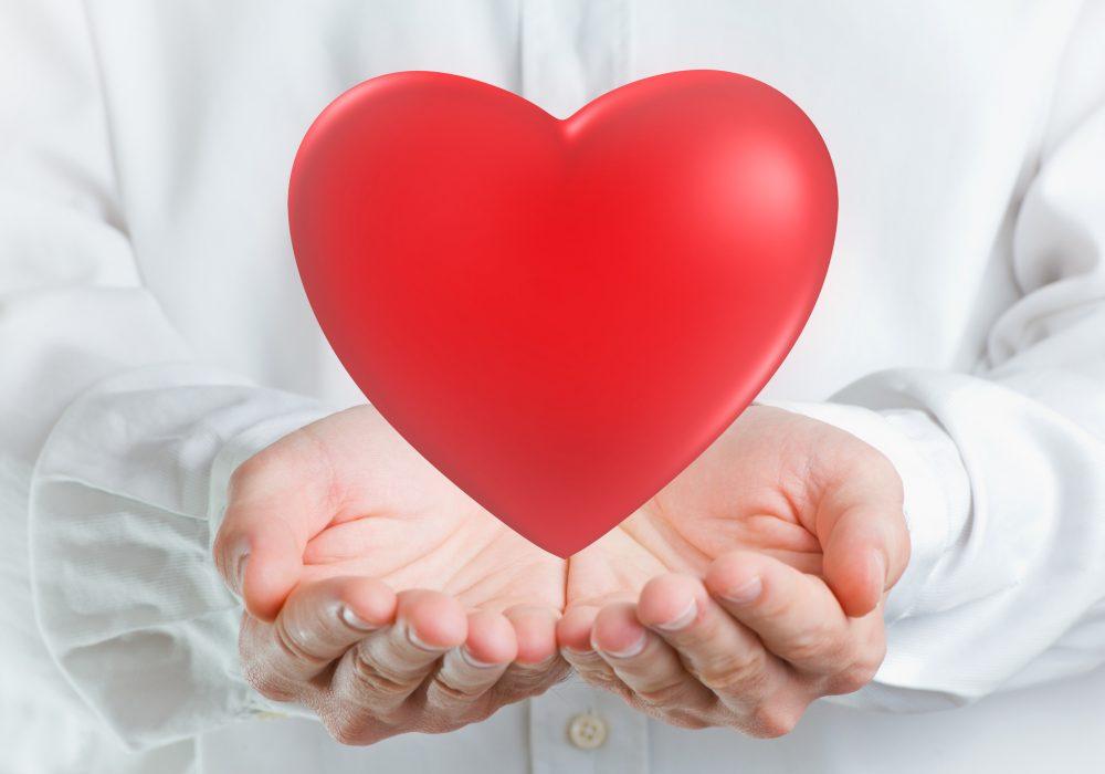Metti il cuore in cassaforte!