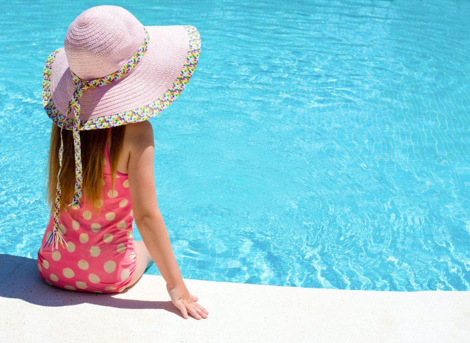 come proteggere i bambini dal caldo