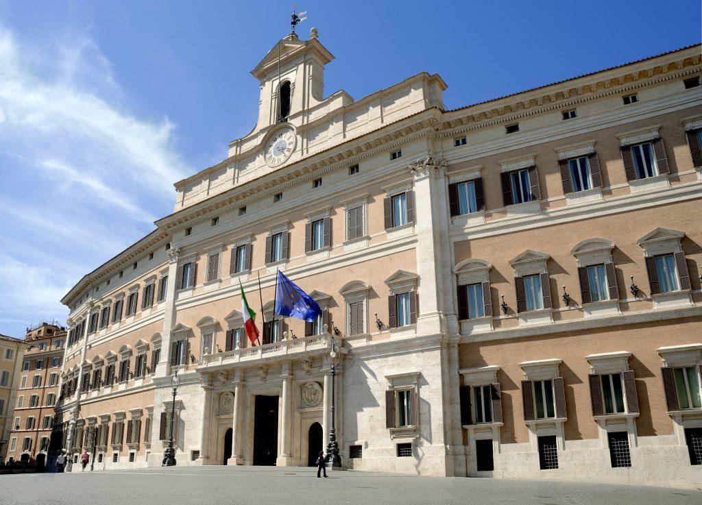 Sanita le novita della manovra 2019 la voce di mba for Parlamento montecitorio