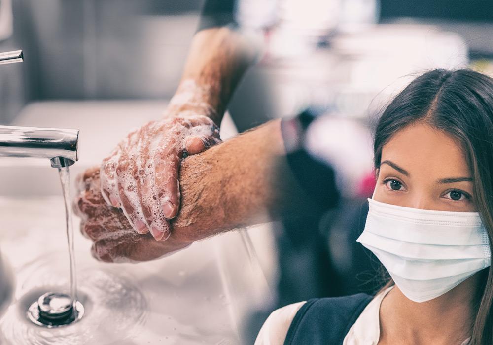 Covid-19: le nuove indicazioni anti contagio per la prevenzione e il contenimento