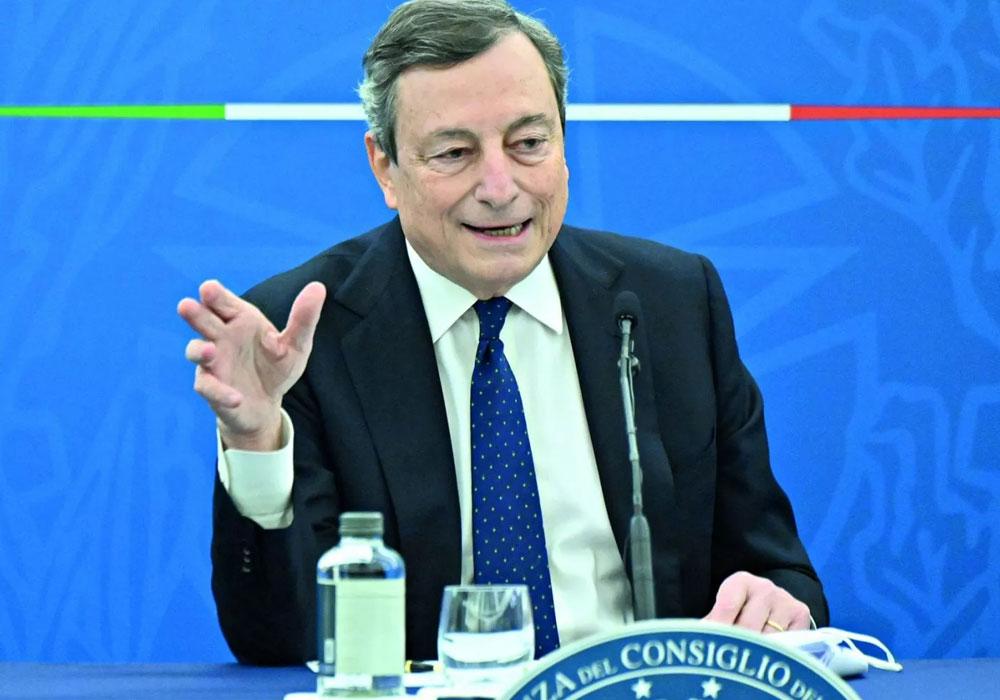 La linea prudenziale del Governo Draghi tra chiusure e campagna di vaccinazione