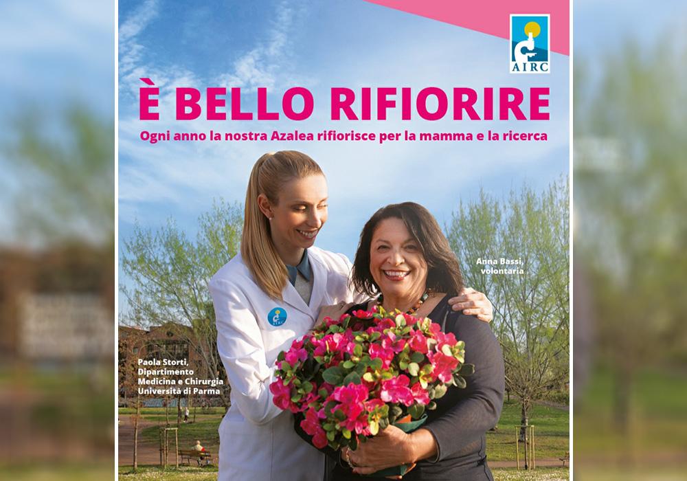Festa della Mamma: è bello rifiorire, il sostegno alla ricerca di Fondazione AIRC