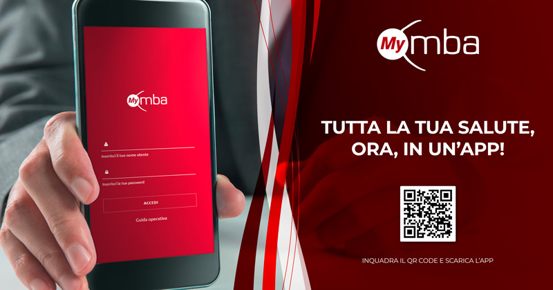 Scarica l'app MyMBA